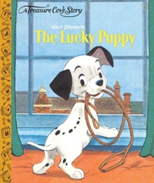 A Treasure Cove Story - The Lucky Puppy, Hardback Book