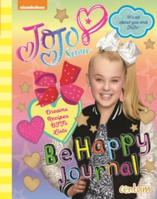 JoJo Be Happy Journal, Paperback Book