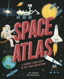Space Atlas, Hardback Book