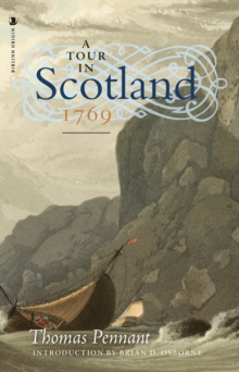 A Tour in Scotland, 1769, Paperback / softback Book