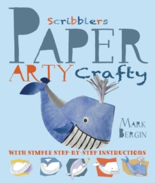 Arty Crafty Paper, Paperback / softback Book
