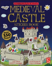 Scribblers Fun Activity Medieval Castle Sticker Book, Paperback / softback Book