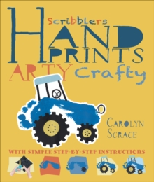 Arty Crafty Handprints, Paperback / softback Book