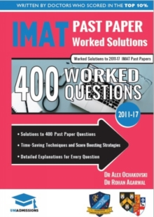 IMAT PAST PAPER WORKED SOLUTIONS, Paperback Book
