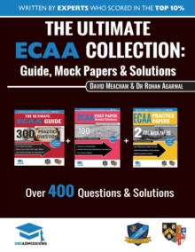 ULTIMATE ECAA COLLECTION, Paperback Book