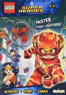 Lego - DC Superheroes - Activity Book with Mini Figure, Paperback / softback Book