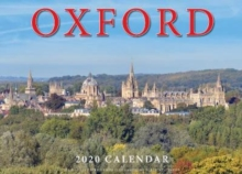 Romance of Oxford Calendar - 2020, Calendar Book