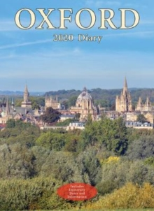 Oxford Diary - 2020, Diary Book