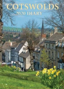 Cotswolds Diary - 2020, Diary Book