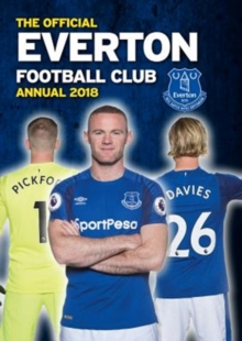 The Official Everton FC Annual 2019, Hardback Book