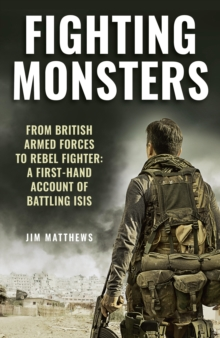 Fighting Monsters, Paperback / softback Book