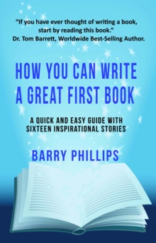 How You Can Write A Great First Book, EPUB eBook
