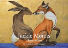 Jackie Morris Fox & Hare Postcard Pack, Postcard book or pack Book