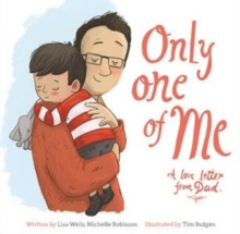 Only One of Me - Dad, Hardback Book