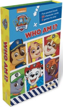 Paw Patrol - Who Am I?, Mixed media product Book