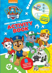 Paw Patrol Press-Out Activity Book, Paperback / softback Book