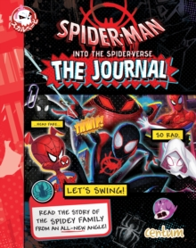 Spider-Man: Into the Spider-Verse The Journal, Paperback / softback Book