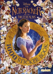 The Nutcracker and the Four Realms 1000 Sticker Book, Paperback / softback Book