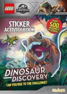 Lego - Jurassic World - Sticker Activity, Paperback / softback Book