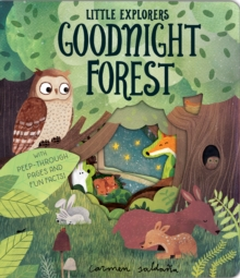 Goodnight Forest, Novelty book Book