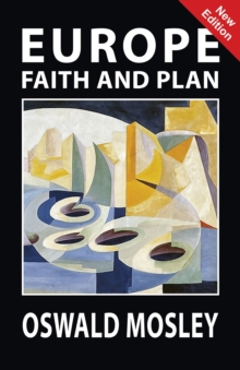 Europe : Faith and Plan, EPUB eBook