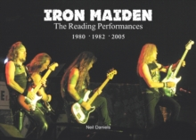 Iron Maiden The Reading Performances, Paperback / softback Book