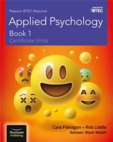 Pearson BTEC National Applied Psychology: Book 1, Paperback / softback Book