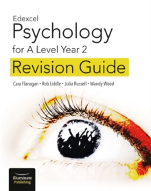 Edexcel Psychology for A Level Year 2: Revision Guide, Paperback / softback Book