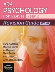 AQA Psychology for A Level Year 2 Revision Guide: 2nd Edition, Paperback / softback Book