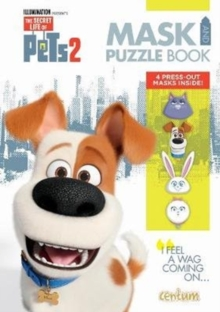 Secret Life of Pets - Mask Book, Paperback / softback Book