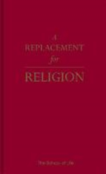 A Replacement for Religion, Hardback Book