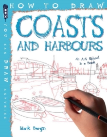 How To Draw Coasts & Harbours, Paperback / softback Book