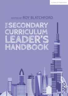 The Secondary Curriculum Leader's Handbook, Paperback / softback Book