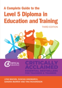 A Complete Guide to the Level 5 Diploma in Education and Training, PDF eBook
