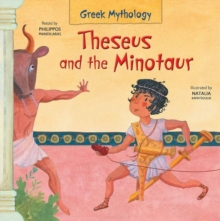 Theseus and the Minotaur, Hardback Book