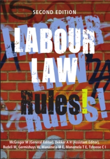 Labour Law Rules! Second Edition, EPUB eBook