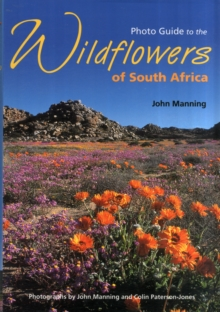 Photo guide to the wildflowers of South Africa, Paperback / softback Book