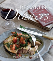 Little Book of Decadent Dinners, Paperback Book