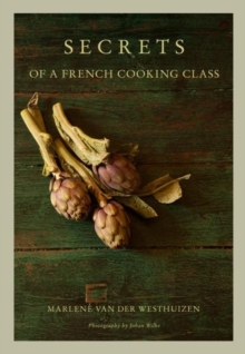 Secrets of a French cooking class, Hardback Book