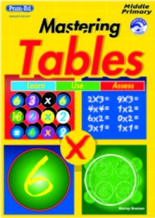 Mastering Tables : Learn, Use, Assess, Paperback Book