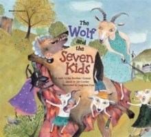 The Wolf and the Seven Kids, Paperback / softback Book