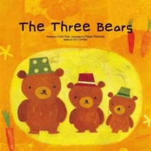 The Three Bears : Size Comparison, Paperback Book