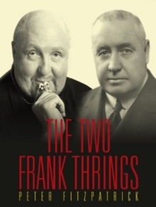 Two Frank Thrings, Hardback Book
