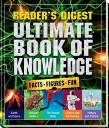 Ultimate Book of Knowledge : Facts Figures Fun, Hardback Book
