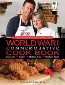 World War I Commemorative Cook Book, Paperback Book