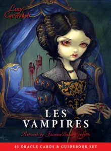 Les Vampires Oracle : Ancient Wisdom and Healing Messages from the Children of the Night, Mixed media product Book
