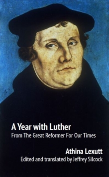 A Year with Luther, Paperback Book