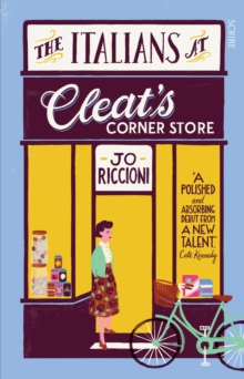 The Italians at Cleat's Corner Store, Paperback Book