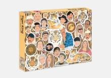 The Tiger King Puzzle: 500 piece jigsaw puzzle, Jigsaw Book