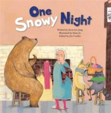 One Snowy Night : Measuring with Body Parts, Paperback Book